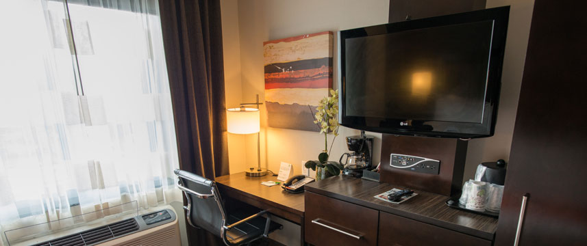 Holiday Inn NYC - Lower East Side - Guestroom Facilities