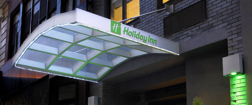 Holiday Inn NYC Wall Street - Exterior Entrance