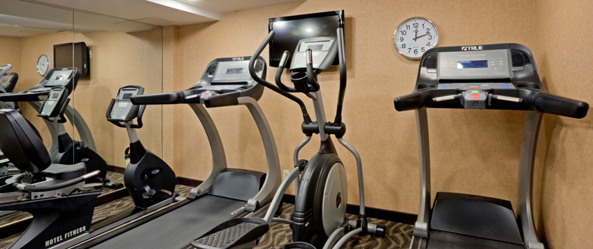 Holiday Inn NYC Wall Street - Gym