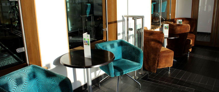 Holiday Inn Newcastle - Guest Lounge
