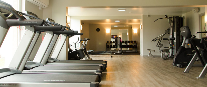 Holiday Inn Newcastle Gosforth Park - Fitness