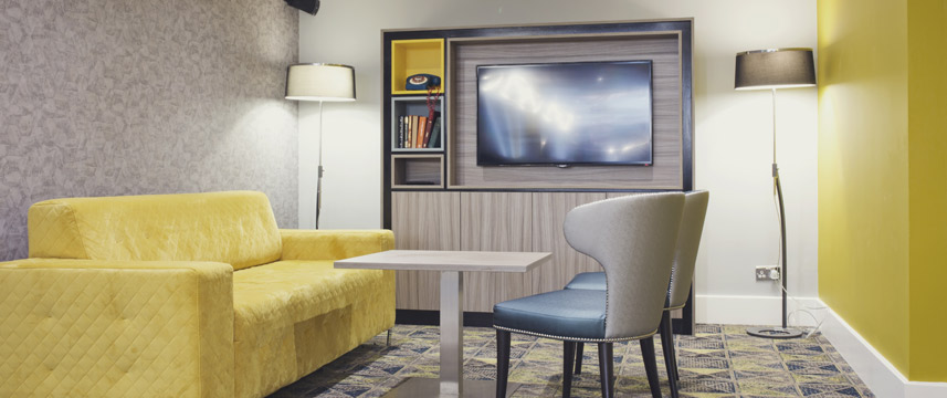 Holiday Inn Newcastle Gosforth Park - Lounge