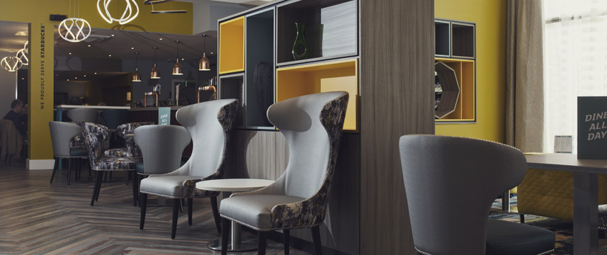 Holiday Inn Newcastle Gosforth Park - Lounge Seating