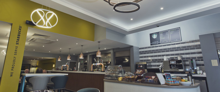 Holiday Inn Newcastle Gosforth Park - To Go Cafe