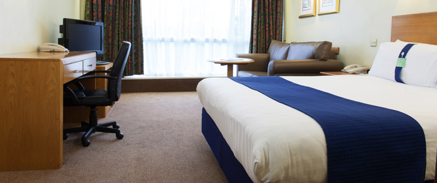 Holiday Inn Newport - Double Bed