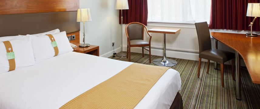 Holiday Inn Newport - Double Room