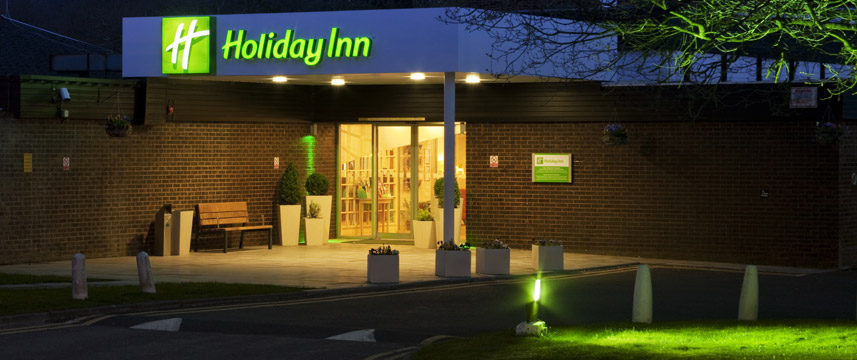 Holiday Inn Newport - Exterior