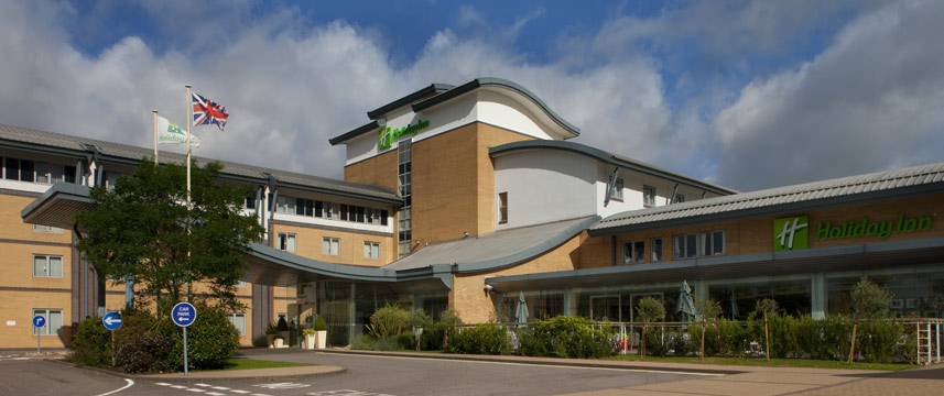 Holiday Inn Oxford - Exterior Main