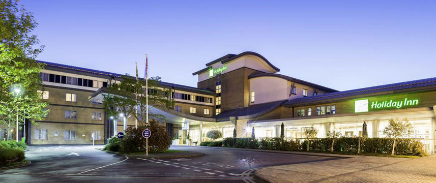 Holiday Inn Oxford - Exterior Night