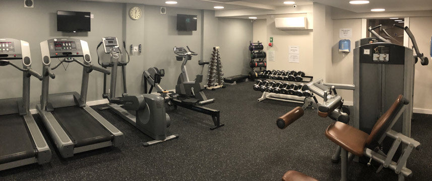 Holiday Inn Oxford - Fitness Suite