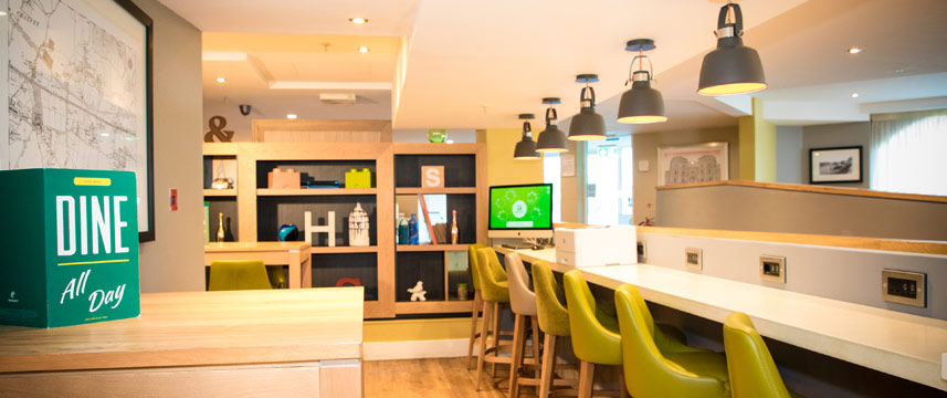 Holiday Inn Slough Windsor - Dining Area