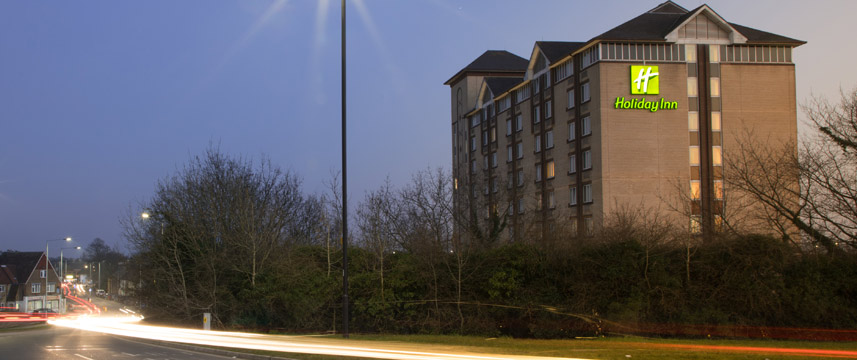 Holiday Inn Slough Windsor - Exterior View