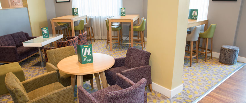 Holiday Inn Slough Windsor - Lobby Lounge