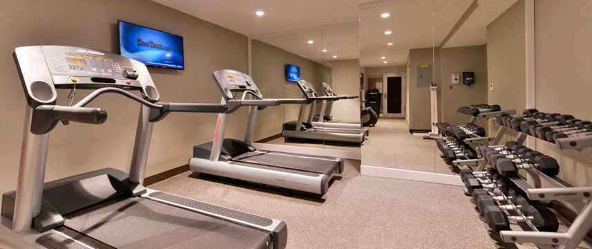 Holiday Inn Times Square Gym