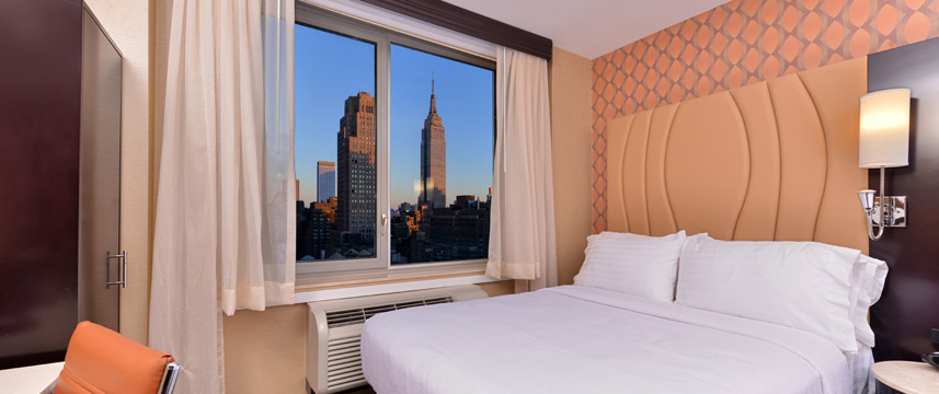 Holiday Inn Times Square King Room With View