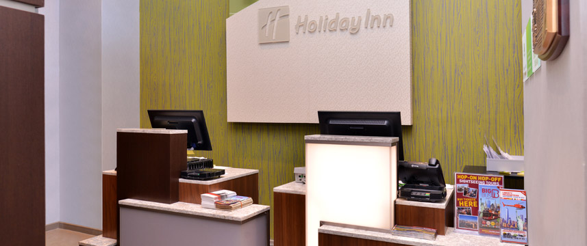 Holiday Inn Times Square Reception