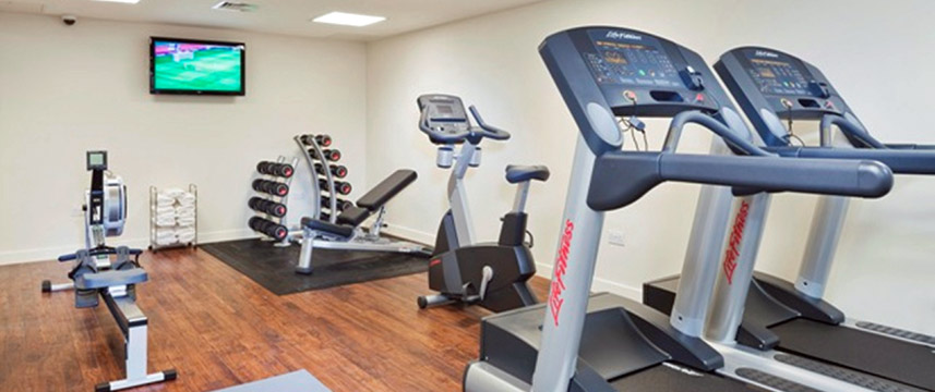 Holiday Inn Whitechapel - Fitness Centre