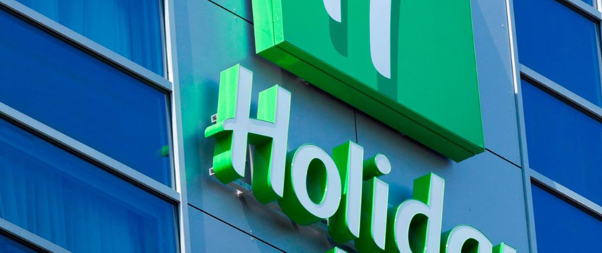Holiday Inn Whitechapel - Sign