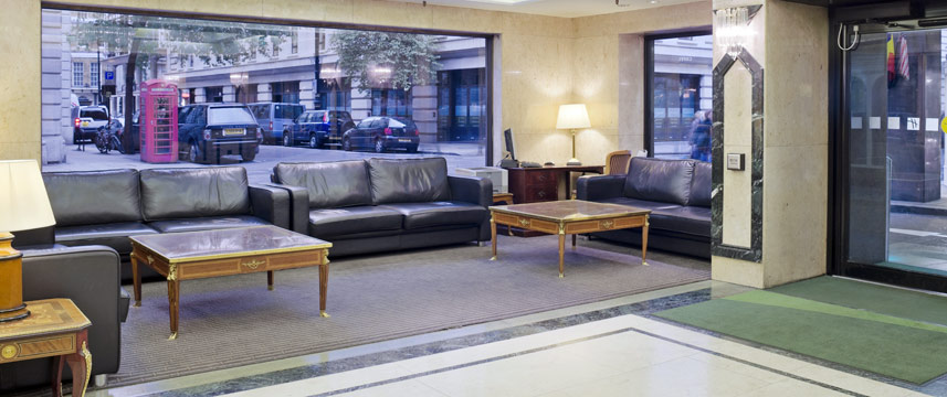 Holiday inn London Mayfair Lobby