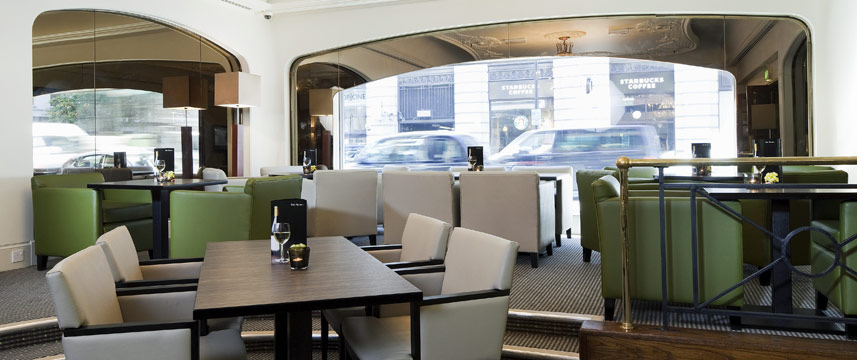 Holiday inn London Mayfair Lounge