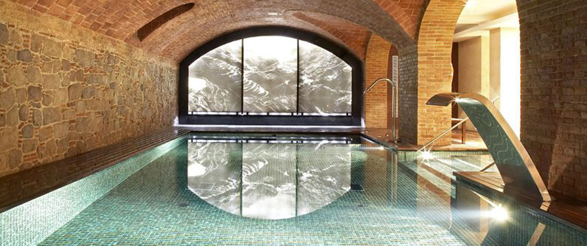 Hotel 1898 - Basement Pool