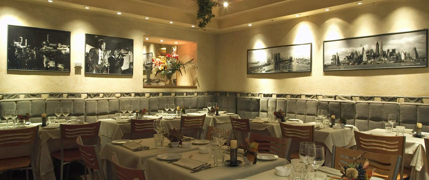 Hotel Accademia - Restaurant Seating
