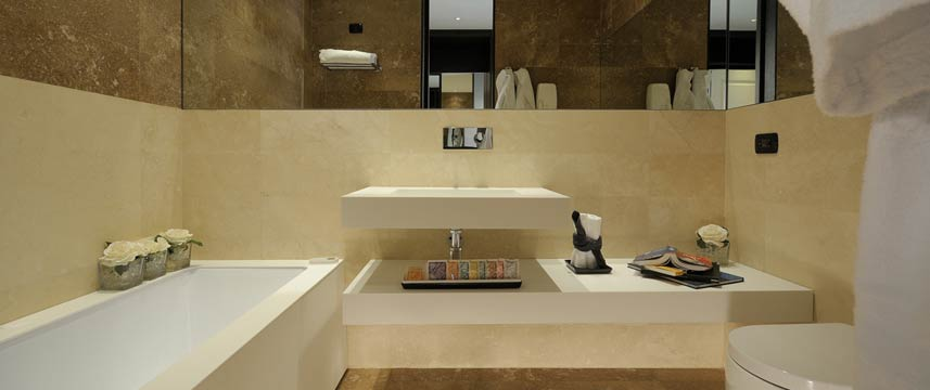 Hotel Alpi - Bathroom