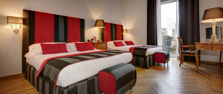 Hotel Alpi - Family Room