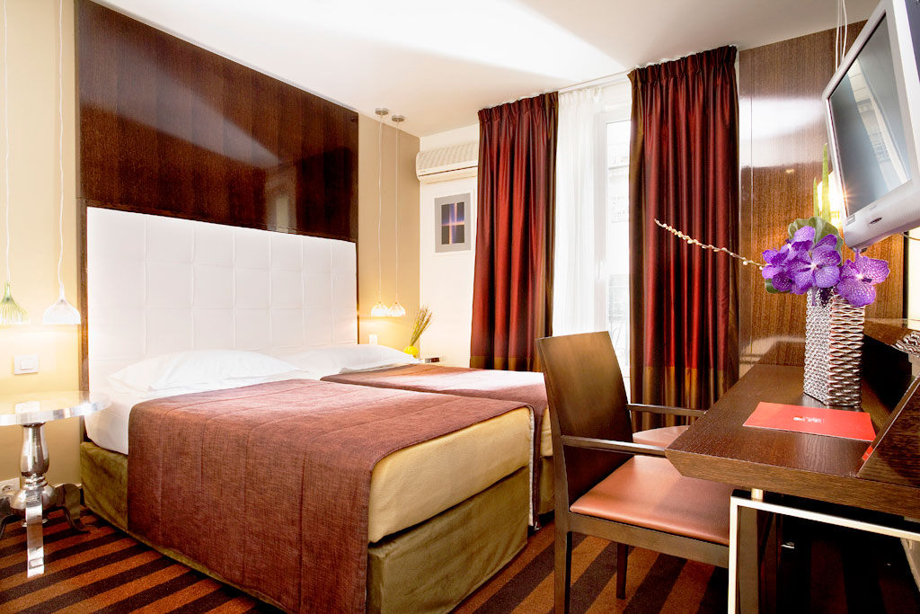 Hotel Augustin - Astotel - Twin Room