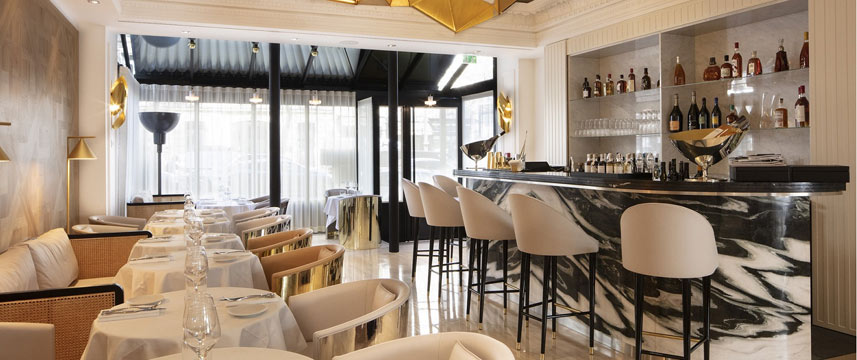 Hotel Bowmann Paris - Bar