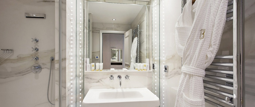Hotel Bowmann Paris - Bathroom