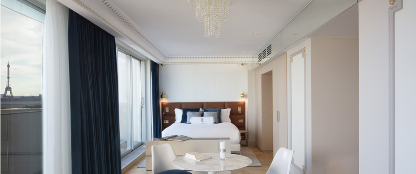 Hotel Bowmann Paris - Eiffel Suite