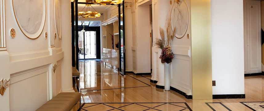Hotel Bowmann Paris - Entrance