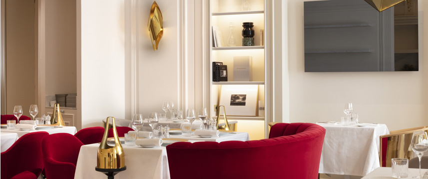 Hotel Bowmann Paris - Restaurant