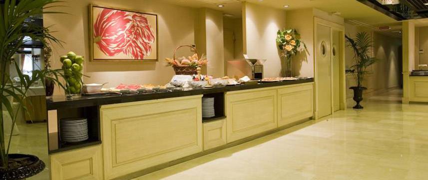 Hotel Emperador - Breakfast Buffet