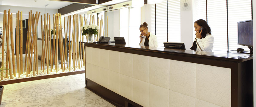 Hotel Faubourg 216-224 - Reception Desk LG