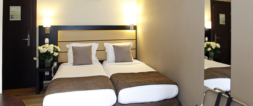 Hotel Faubourg 216-224 - Twin Room LG