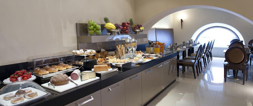 Hotel Fiume - BH Breakfast
