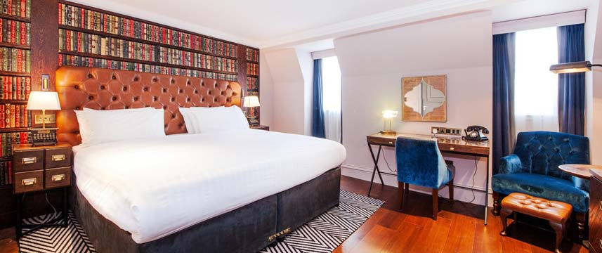 Hotel Indigo Edinburgh Princes Street King Room