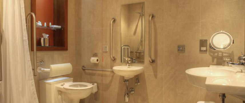 Hotel Indigo Glasgow - Bathroom Accessible