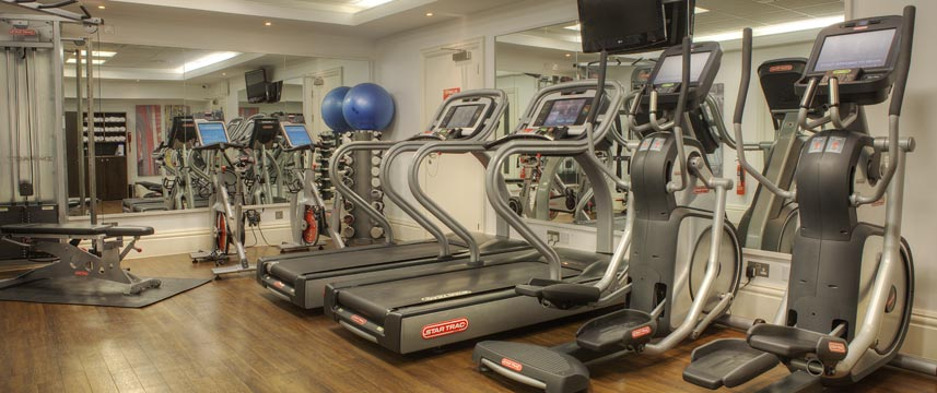 Hotel Indigo Glasgow - Gym
