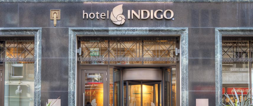 Hotel Indigo Glasgow - Outside