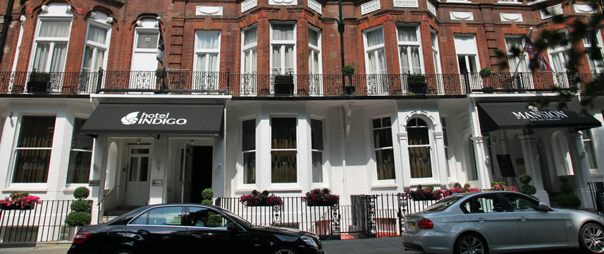 Hotel Indigo London Earls Court Exterior