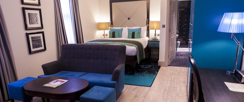 Hotel Indigo London Earls Court Junior Suite