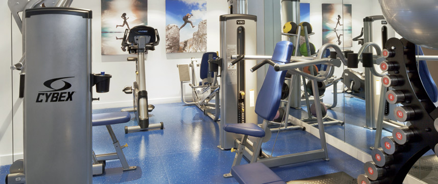 Hotel Indigo London Paddington - Fitness Centre