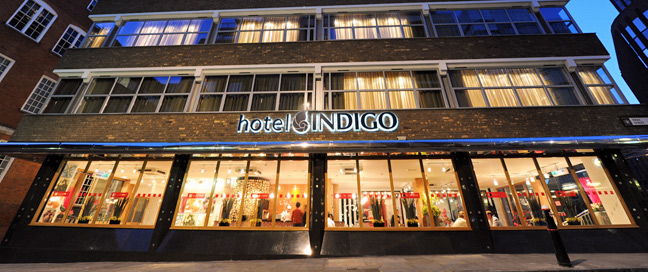 Hotel Indigo London Tower Hill - Exterior