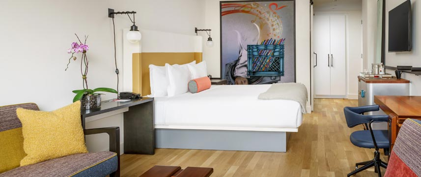 Hotel Indigo Lower East Side Grand Deluxe King