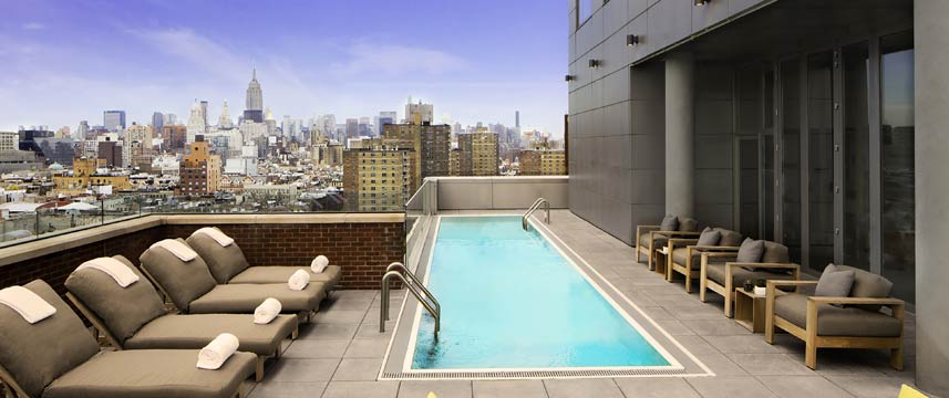 Hotel Indigo Lower East Side Pool