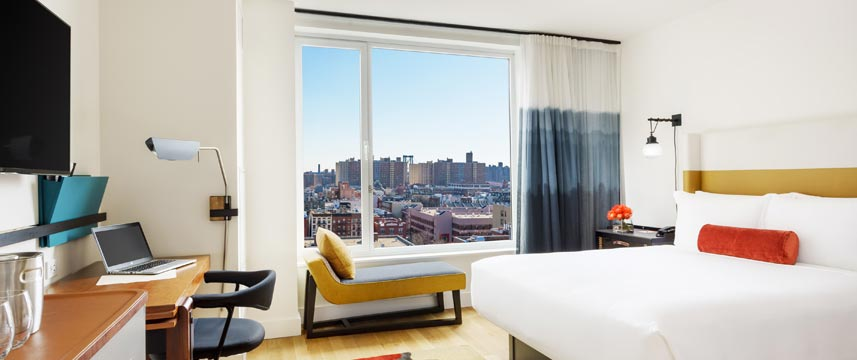 Hotel Indigo Lower East Side Queen Deluxe