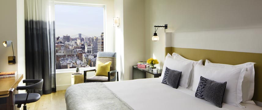 Hotel Indigo Lower East Side Queen Superior